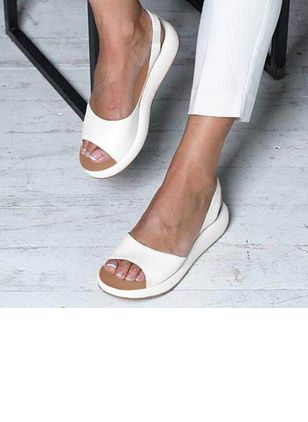 Women's Heels Wedge Heel Sandals